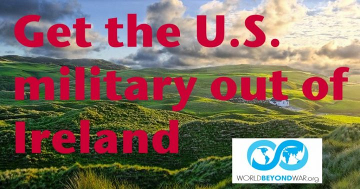 """Neutral"" Ireland's hidden involvement in US military operations"