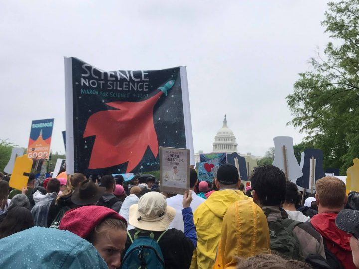 March for Science in 500 città del mondo