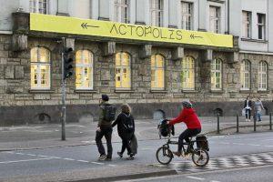 Μητροπόλεις σε κρίση αλλά και στο εγχείρημα Actopolis