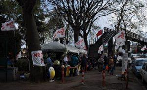 Solidarietà ai lavoratori TAV, ma il lavoro si difende con lavori utili alla collettività