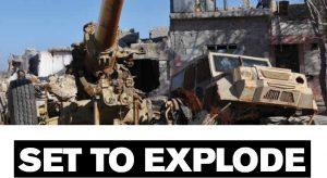 Siria: MSF mine e ordigni esplosivi minacciano i civili