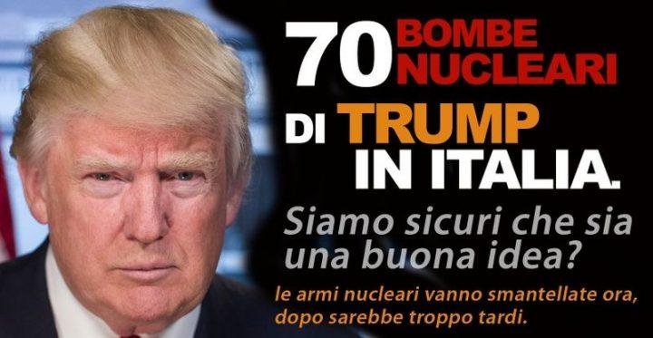 Bombe nucleari USA in Italia. Cui prodest?