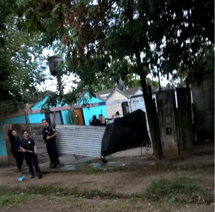 Brutal operativo policial contra comunidad Qom en Santa Fé
