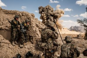 America's Longest War Drags On In Afghanistan
