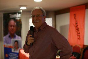 "Tomás Hirsch: ""buscamos construir un país con buen trato"""