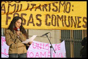 «El movimiento social en Colombia sigue siendo víctima de atentados, amenazas y asesinatos»