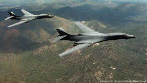 EE. UU. envía bombarderos a Corea del Sur