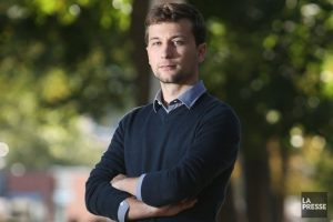 El joven de Quebec Gabriel Nadeau-Dubois gana las elecciones en Montreal