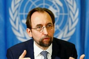 UN concern about civilian casualties of anti-terror bombings in Syria