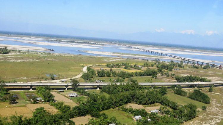 Economic boost in NE India after PM inaugurates country's longest river bridge