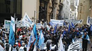 Argentina: Trabajadores del Banco Provincia reclaman por más personal
