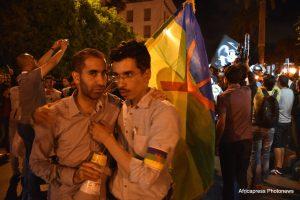 Marruecos reprime la lucha del Rif