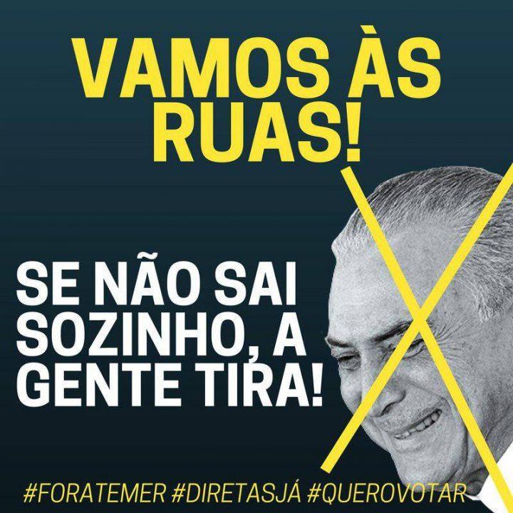 «Il nous faut parvenir à un accord»: depuis le Brésil, Gunther Aleksander nous parle de la situation politique du pays