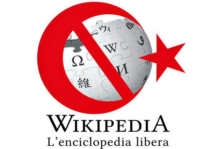 Il governo turco censura persino Wikipedia, l'Enciclopedia libera di internet