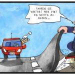 Autobahnprivatisierung: SPD versucht, eigene Genossen zu täuschen