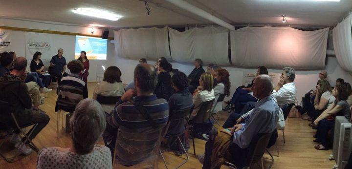 Prima presentazione del libro di Enrique Collado a Milano: In cammino verso il Profondo