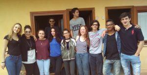 Giovani al Parco di Attigliano