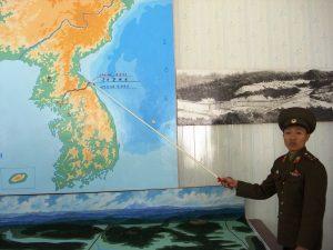 North Korea, the US-UK's latest target?