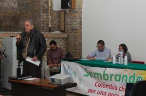 Sembrando Paz: il documento in italiano