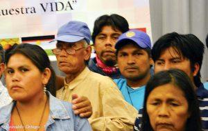 Criminalización y cárcel a dirigentes indígenas en Formosa