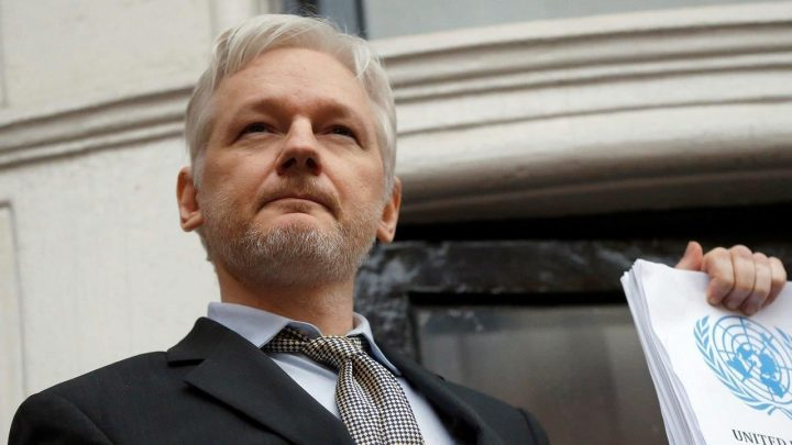 Getting Julian Assange: The Untold Story