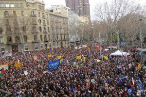 Casa nostra, casa vostra di Barcellona parteciperà alla mobilitazione del 20 maggio
