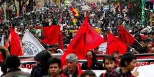 Colombia: la protesta sociale e la situazione politica