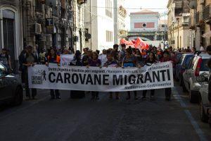 In partenza la terza Carovana per i Diritti dei Migranti, per la Dignità e la Giustizia
