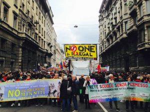 Il Comitato Zona 8 solidale alla manifestazione del 20 maggio