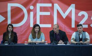 """""""Manifestando"""", DiEM25 Italia lancia il suo Manifesto Progressista per l'Italia"""