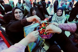 Palestinian Hunger Strike Ends, Prisoners Declare Victory