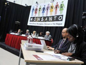 Monsanto è colpevole di crimini contro l'umanità e l'ambiente
