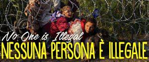 """""""Nessuna persona è illegale"""", assemblea pubblica verso e oltre il 20 maggio"""
