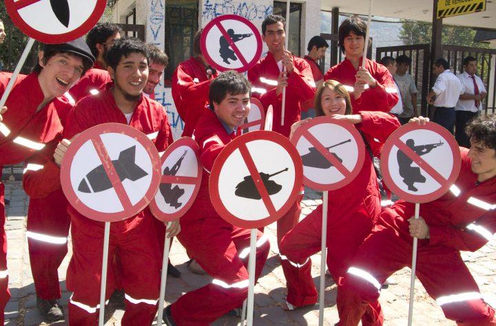 Tutte le manifestazioni contro la guerra in Italia