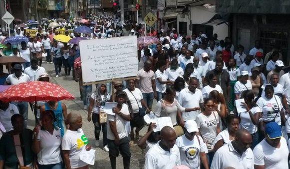 ¿Qué pasa en Chocó, el departamento colombiano en paro cívico?