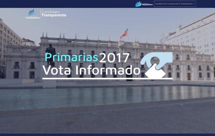 Las primarias de la derecha chilena