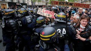 Francia: Amnesty pubblica un rapporto sulla repressione incontrollata della protesta