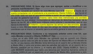 #Perú: El rastro del narcoterrorista que condujo a las escuchas al entorno de #Humala