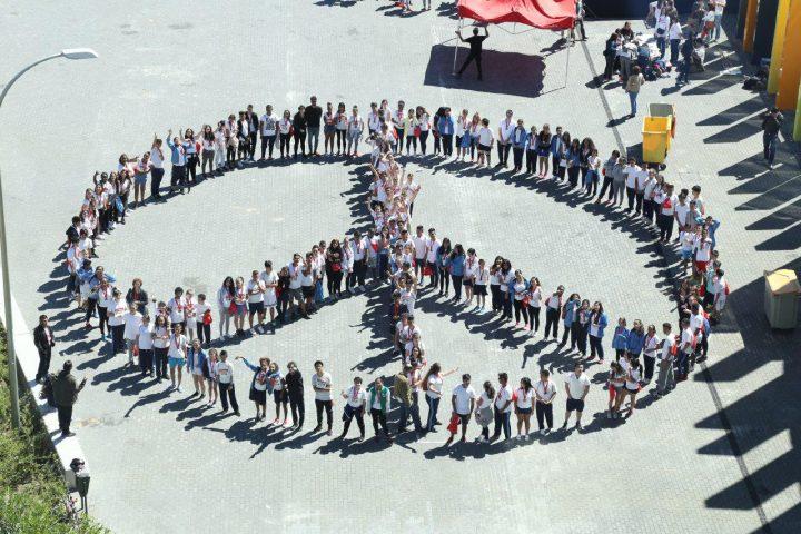 Visibilizando la Noviolencia en 53 centros educativos con 10.000 alumnos