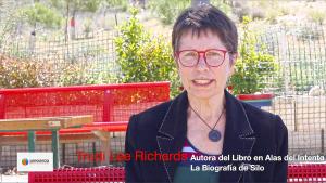 Trudy Lee Richards presenta libro sobre Silo en España