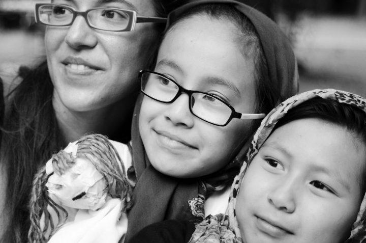 Ο δυτικός τρόπος ζωής στα μάτια των γυναικών προσφύγων...