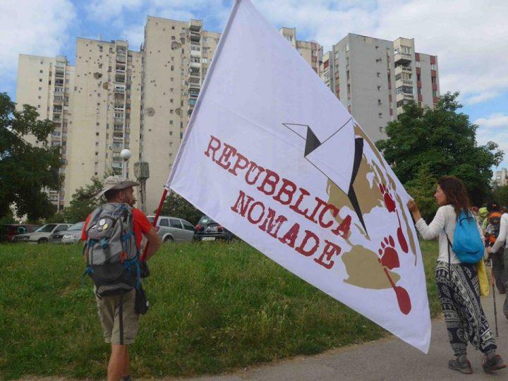 Repubblica Nomade, in cammino verso una nuova società