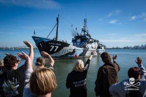 I pirati di Sea Shepherd in difesa dei mari