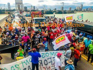 Dia de paralisações e greves é chamado por centrais sindicais e mobilizam trabalhadores no Brasil inteiro.