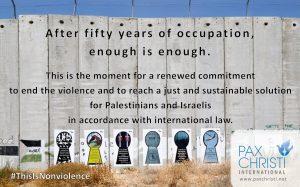 50 ans après la Guerre des Six Jours : appel pour la fin de l'occupation de la Palestine