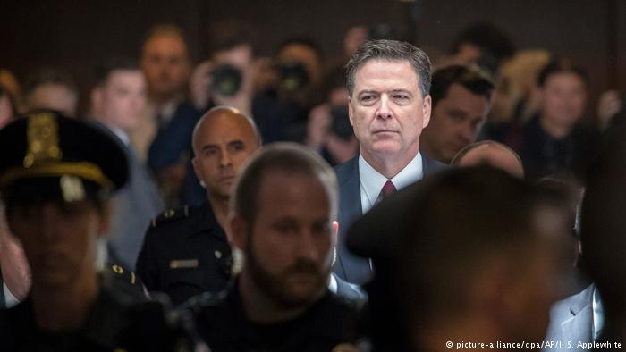 It Would Be a Shame Not to Ask Comey These Questions About the FBI While He's Under Oath