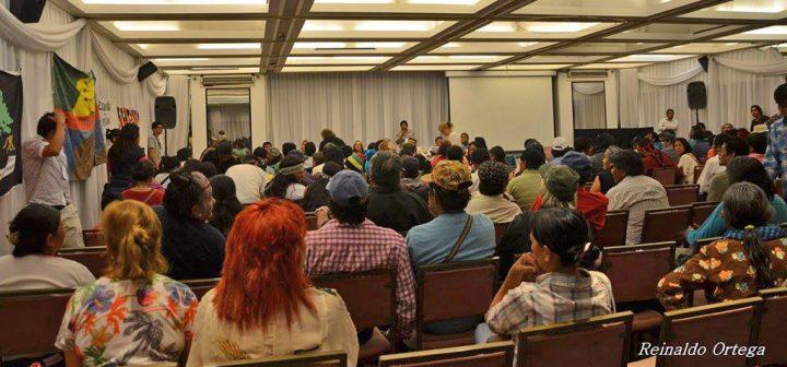 Nueva asamblea indígena en Buenos Aires