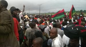 Biafra: MASSOB Calls for referendum assisted by the United Nations after Nigeria's quit-notice statement