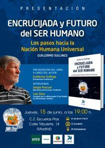 """Se presentará en Madrid """"Encrucijada y futuro del ser humano"""" de Guillermo Sullings"""