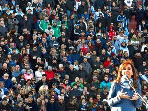Lettre ouverte à Cristina Fernández de Kirchner